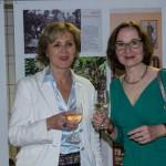 Bürgermeiserin Charlotte Britz und Lisa Fuhr