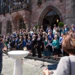 Tri-nationaler Frauenchor